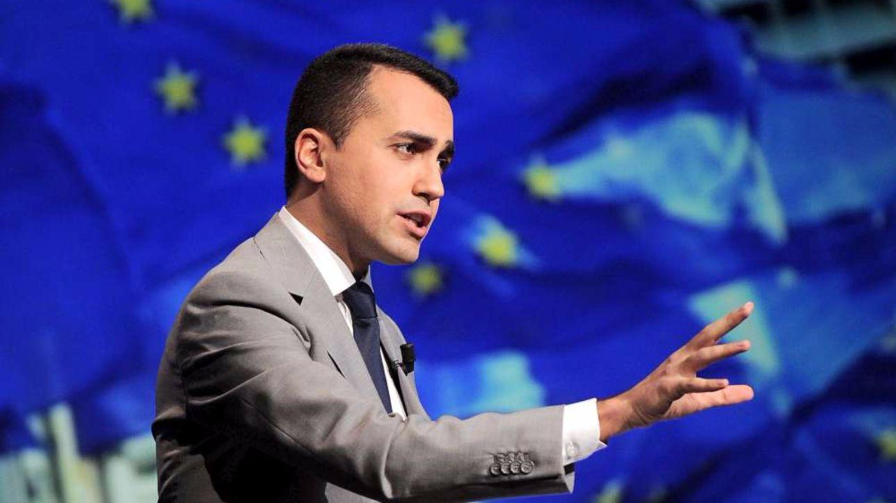 "Di Maio: ""Una Amazon del made in Italy per far crescere le nostre Pmi"""